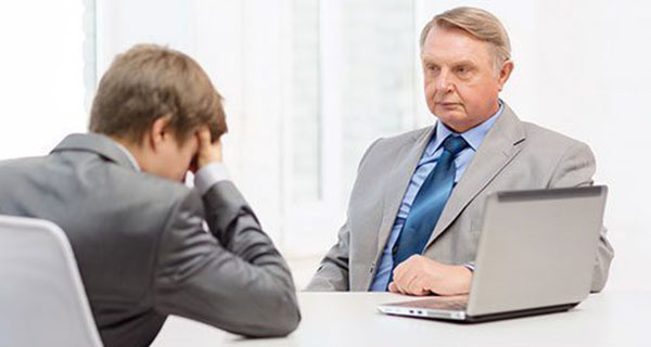 How to handle job-interview stress