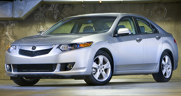 The 2010 Acura TSX is still a pretty good bet