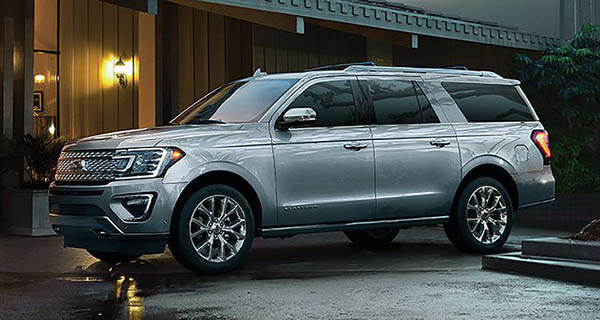 The 2019 Ford Expedition is big on features – and just plain big