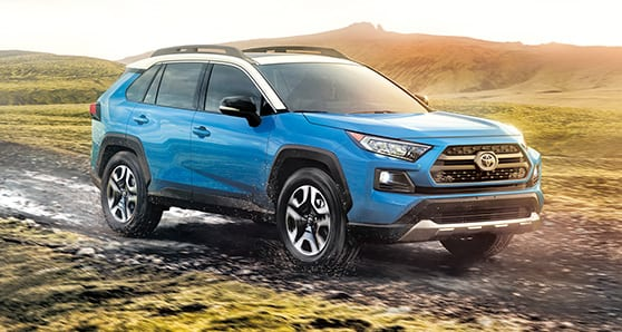Toyota RAV4 is still worth raving about
