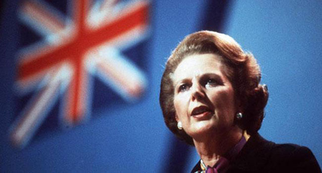 Margaret Thatcher and the end of apartheid