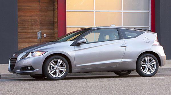 Buying used: 2011 CR-Z hybrid has zip and economy