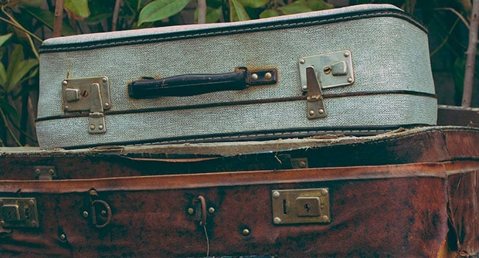 Silent Witness of a Holocaust Suitcase
