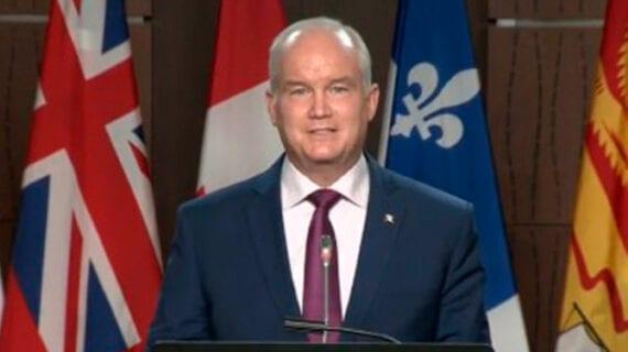 O'Toole set to break carbon-tax pledge