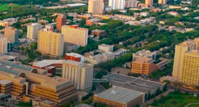 U of A rises 20 spots in global ranking of top universities