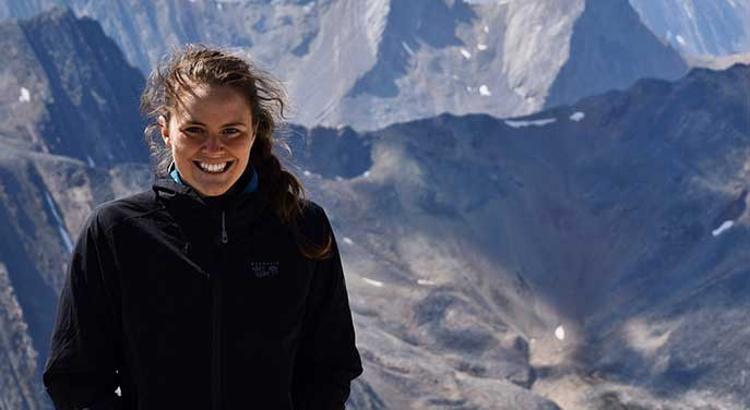Augustana grad eager to share her love of the outdoors with others