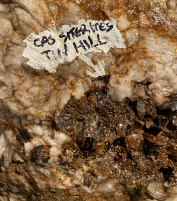 Cadillac Commences Summer 2021 Exploration Program at Tin Hill Tin Tungsten Occurrence in Central New Brunswick