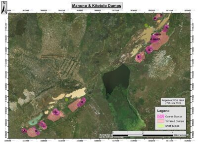 Tantalex Resources Corporation Extends Phase 1 Drilling on Manono Lithium & Tin Tailings